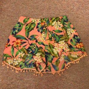 Tobi Pattern Shorts