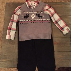 George Other - Boys Matching 3 piece outfit.