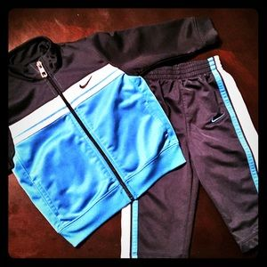 Nike Other - Nike Baby Track Suit, 12m