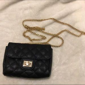 Forever21 Quilt Crossbody bag
