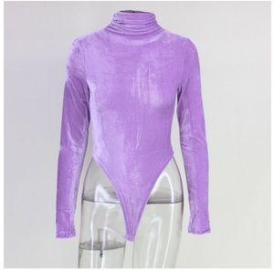 NEW! Velvet Bodysuit