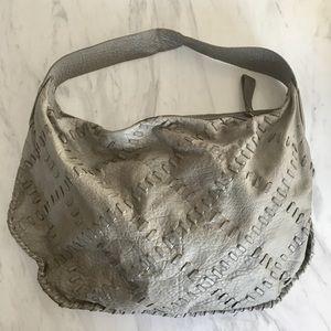Liebeskind Handbags - Liebeskind gray leather shoulder bag