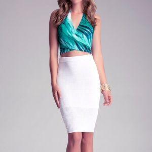 bebe Dresses & Skirts - 🆕 Bebe High Waisted Pencil Skirt