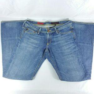 AG THE MERLOT Sz 30 jeans Adriano Goldschmied