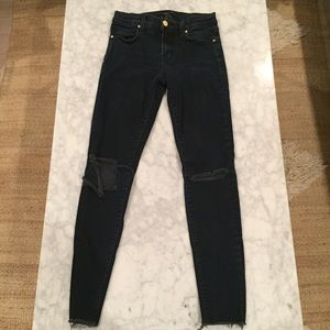 J Brand Photo Ready Destroyed Jeans