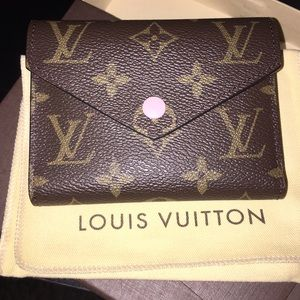 Louis Vuitton Bags - Louis Vuitton Victorine Wallet
