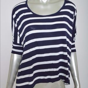 AG Striped Top