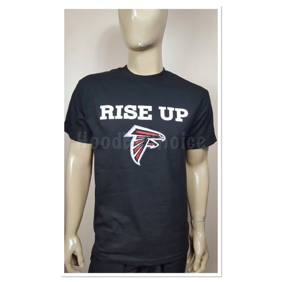 ee7c0774 Men Rise Up Atlanta Falcons T-Shirt NWT