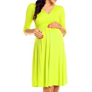 Happy Mama Boutique Dresses & Skirts - Last One! Maternity Dress🎈Price Reduced 🎈