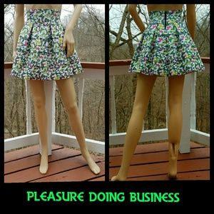 Pleasure Doing Business Dresses & Skirts - 💠SALE💠PLEASURE DOING BUSINESS Butterfly Skirt