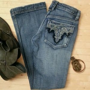Antik Batik Denim - Antik Denim Farrah stretch bootcut jeans