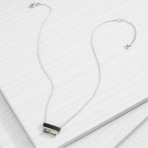 Silpada Jewelry - SILPADA  genuine silver 'Double Bar' Necklace