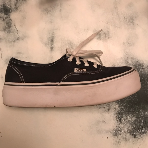 vans authentic 2.0 platform