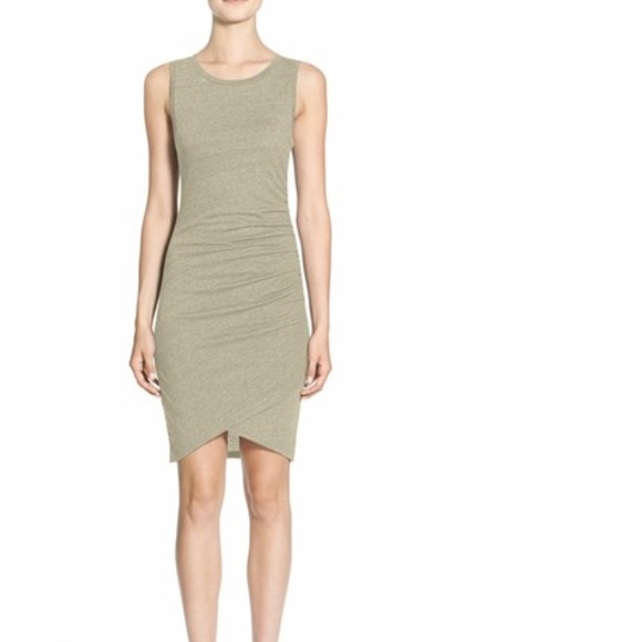 c30dc99324b leith Dresses   Skirts - Leith Ruched Body Con Tank Dress