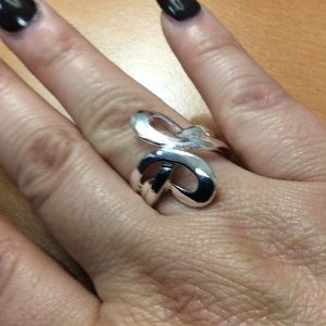 New Twisted Ring - Size 7