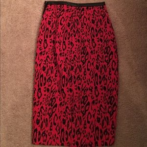 Express pencil skirt new with tags size 0