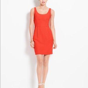 Ann Taylor Dresses & Skirts - ❌SOLD❌ Ann Taylor Textured Sheath Dress 0