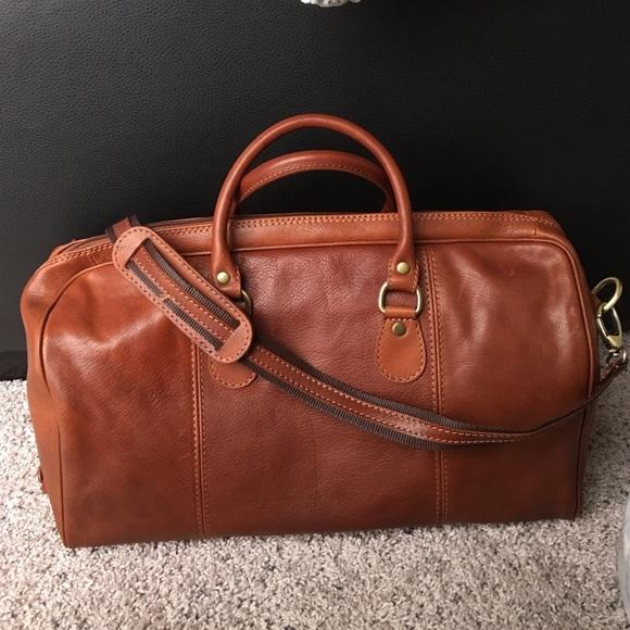 bd025bb06b684d i medici Bags   Brand New Firenze Leather Duffle   Poshmark