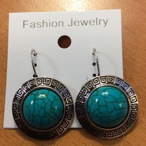 Jewelry - New Crackle Earrings
