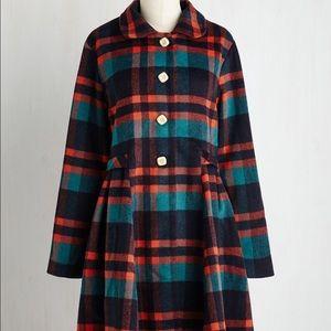 Modcloth Bloomington Breeze Jacket