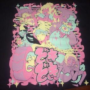 tokidoki Tops - Japan Crate Doki Doki Original Yokai T-Shirt NWOT