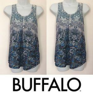 i jeans by Buffalo Tops - 🍍CLEARANCE🍍 Buffalo Floral Racerback Tank Top
