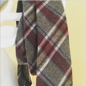 Wembley Other - Woolcrofter by Wembley vintage neck tie