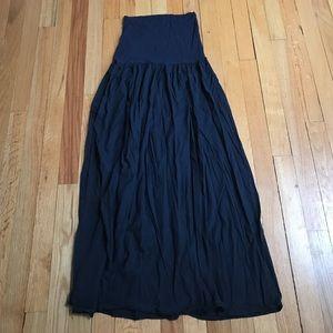 Uniqlo Dresses & Skirts - Uniqlo skirt / dress navy S