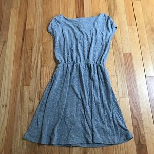 Gap gray summer dress S