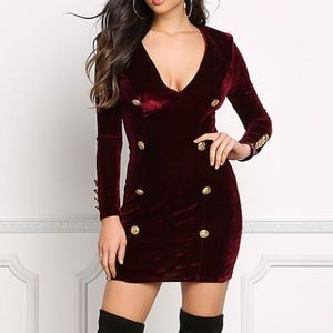 Dresses & Skirts - NWT Velvet dress
