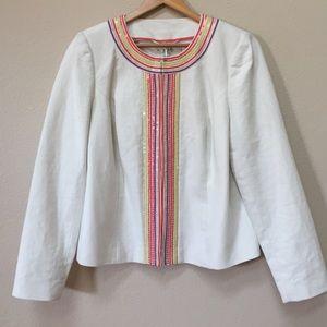 Boden Jackets & Blazers - NWT Boden blazer jacket linen/cotton