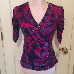 MSK Tops - NWT💕MSK blouse