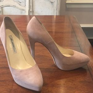 Brian Atwood Shoes - Suede Brian Atwood Pumps