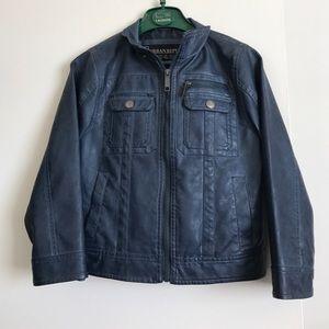Urban Republic Other - Gorgeous leather jacket for boys! Size 7!