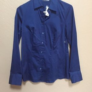BNWT The Limited Blouse XS