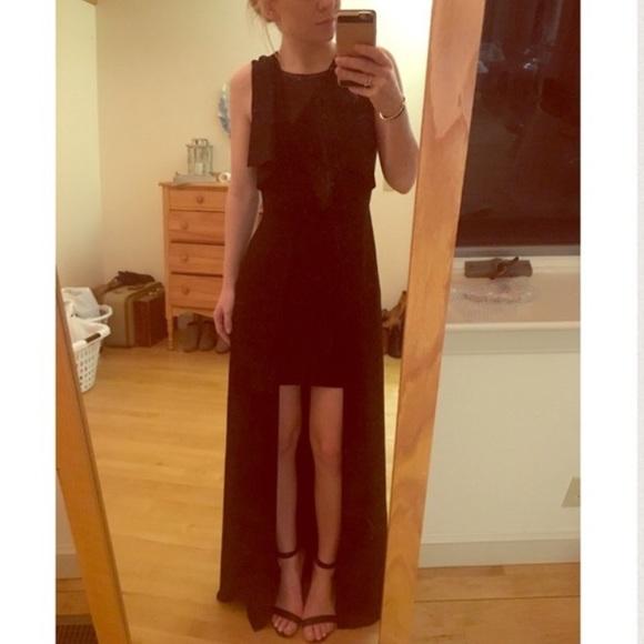 BCBGMaxAzria Dresses | Bcbg Tanika Highlow Gown | Poshmark