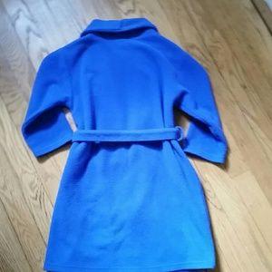 Bunz Kids Pajamas - Kids fleece robe (ages 4 to 6)
