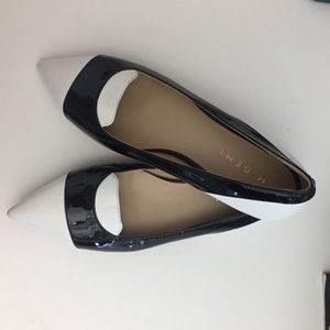 M. GEMI Shoes - The Doppio leather flats