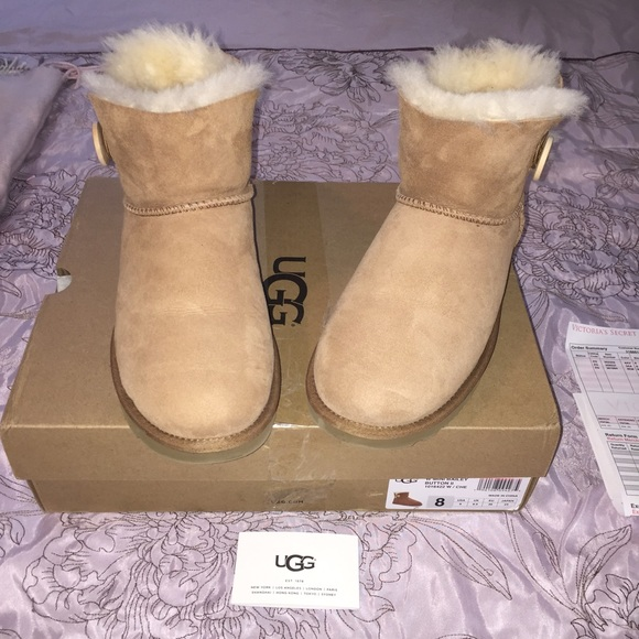 UGG dakota dimensionnement