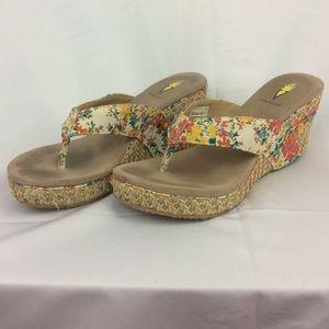 Volatile Shoes - Volatile Women's Size 9 Wedge Heels