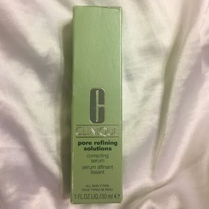 Clinique Other - Clinique Pore refining solutions serum