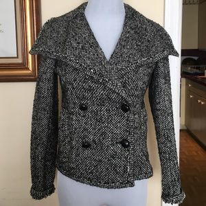 Madewell Tweed Jacket XS