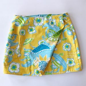 Lilly Pulitzer Other - 💛🏝Lilly Pulitzer girl's skirt. Size 6.