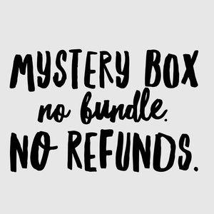 Mystery box 20