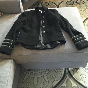 Richmond X Jackets & Blazers - Wool military jacket.