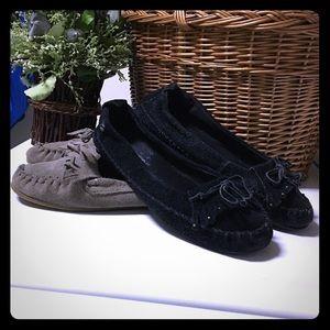 BearPaw Shoes - 🌼Bearpaw/Merona moccasin bundle