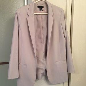 H&M Khaki suit jacket