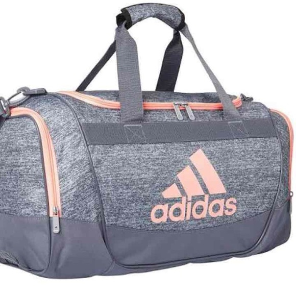 Adidas Handbags - NEW ADIDAS DEFENDER II SMALL DUFFLE BAG 401a7d416c3c4