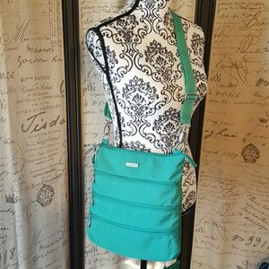 Baggallini Handbags - Baggallini bag crossbody pocketbook w/ coin purse