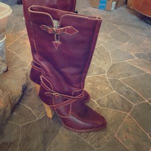 b706393d9504b Zodiak Boots on Poshmark